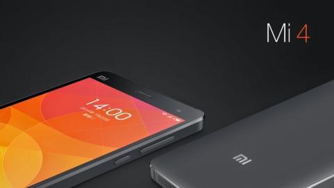 Presentación oficial del Xiaomi Mi 4, fotos y especificaciones oficiales, con carcasa intercambiable.