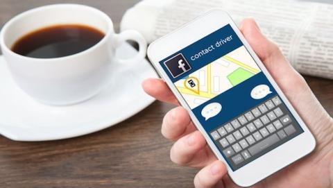 Facebook quiere trato con Uber