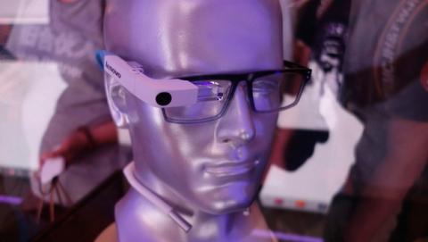 Lenovo C1, las gafas inteligentes de Lenovo, compiten con Google Glass.