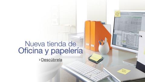 Amazon estrena nueva tienda de Oficina y Papelería