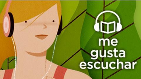 Me Gusta Escuchar, llegan los audiolibros en español para tu smartphone o tablet iOS y Android.