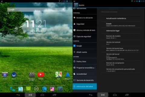 Software de SPC Glow 9.7 3G