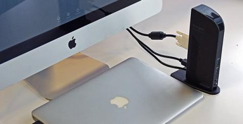 el Replicador de puertos USB 3.0 de Kensington