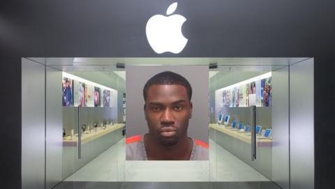 Un hombre roba 42 veces en tiendas Apple, por un valor de más de 300.000 dólares, usando un truco asociado a las tarjetas de crédito.