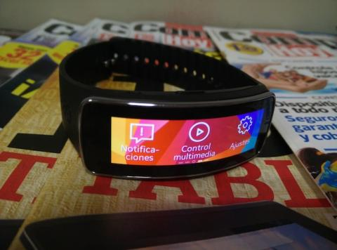 Samsung gear fit analisis
