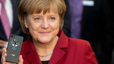 BlackBerry, el smartphone del gobierno alemán