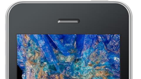 Cristal zafiro iphone