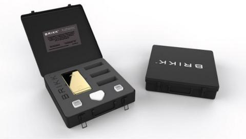 iPhone 6 carcasa de oro de 24 kilates