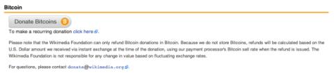 bitcoins wikipedia