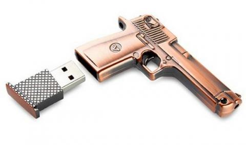 Malware infecta firmware USB