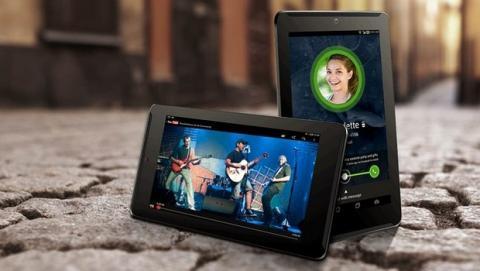 Promoción tablets ASUS descuento 50 €