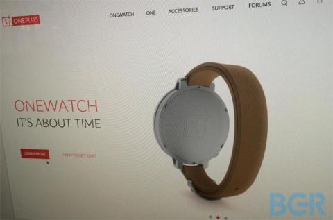 Onewatch reloj oneplus