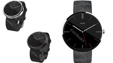 Se desvelan nuevas fotos del smartwatch Moto 360, el reloj inteligente de Motorola.