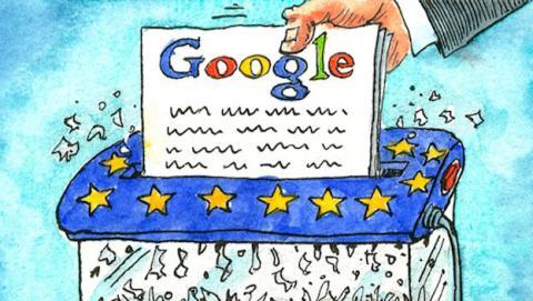 "Google explica manejo solicitudes ""olvido"""