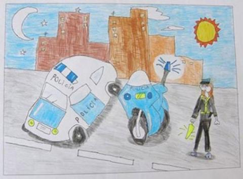 Web infantil policía nacional