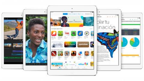El iPad Air 2 presentaría un diseño más delgado y ligeros cambios respecto al iPad Air original