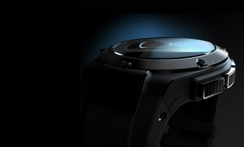 Smartwatch HP de Gilt