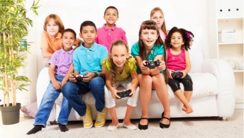 Demostrado: jugar a videojuegos es 'bueno para los niños'