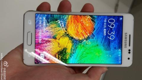 Samsung Galaxy Alpha: nuevas fotos y características finales.