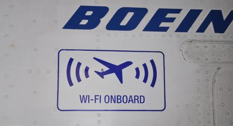 Wifi avión Hackear