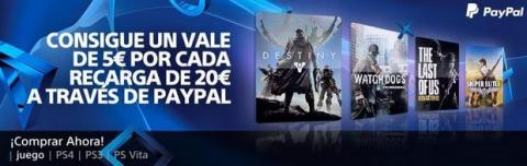 Recarga Tu Monedero De Playstation Con 20 Obten 5 Gratis