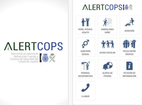 App de alerta a la Policía descargada 17.000 veces en 4 días