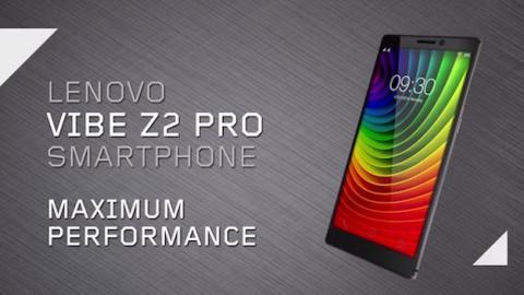 Lenovo Vibe Z2 Pro,