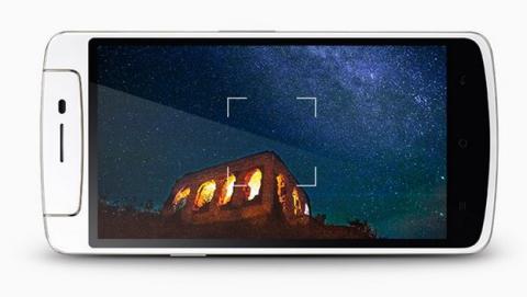 Oppo N1 Mini con cámara rotatoria de 13 Mpx. sale a la venta