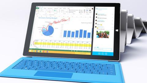 Surface Pro 3 a la venta en España el 28 de agosto