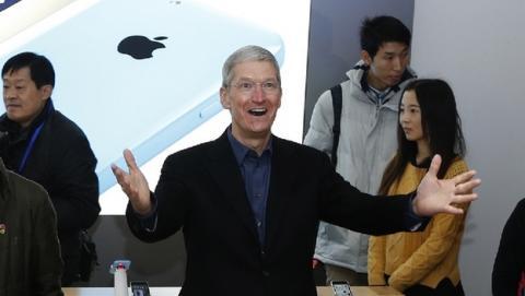 Apple genera 629.000 puestos de trabajo en Europa.