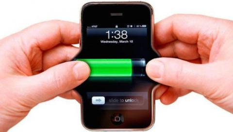 Nuevo iPhone tendría batería más grande