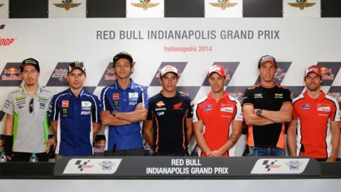 Dónde ver online Moto GP: Gran Premio de Indianápolis 2014