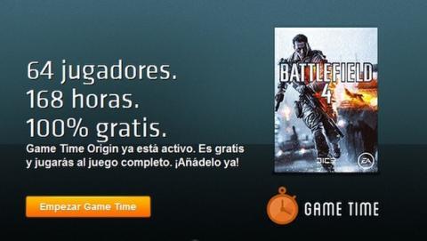 Battlefield 4 gratis en Origin