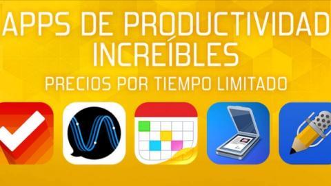 Descuentos en la App Store: App de Productividad para iPhone y iPad.