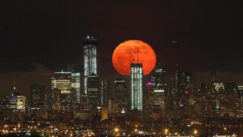 La Superluna eclipsa la lluvia de estrellas de las Perseidas o Lágrimas de San Lorenzo