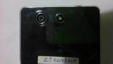 Desvelado el sensor de cámara del Sony Xperia Z3 Compact