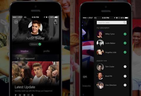 Snipp3t, app de Microsoft para Apple