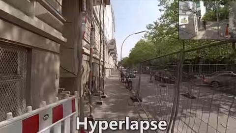 Nuevo proyecto de Microsoft corrige estabilización de vídeos