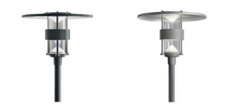 Variación de las famosas lámparas Albertslund