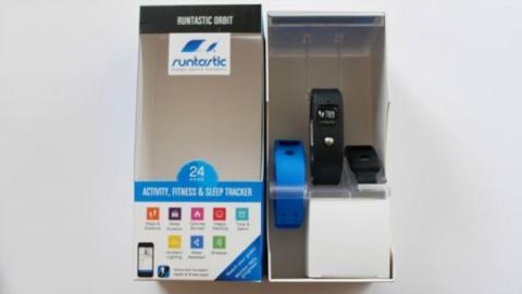 packaging Runtastic Orbit