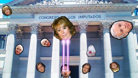 Pablo Iglesias casta wars