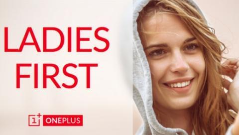 OnePlus One cierra su concurso para mujeres Lady First, calificado de machista, y pide perdón.