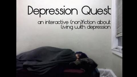Depression Quest, el juego que ayuda a entender la depresión.