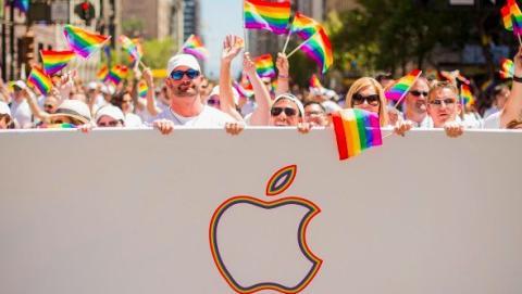 Apple orgullo
