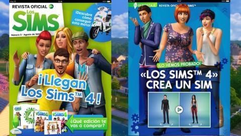 Regresa la Revista oficial de los Sims, una revista digital gratuita mensual para iOS y Android con noticias, trucos, estrategias, y prácticos para sacar el máximo provecho a Los Sims 4.