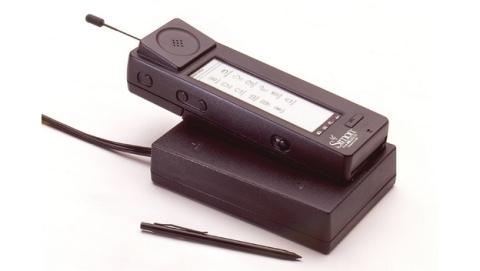 IBM Simon, el primer smartphone de la historia, cumple 20 años.