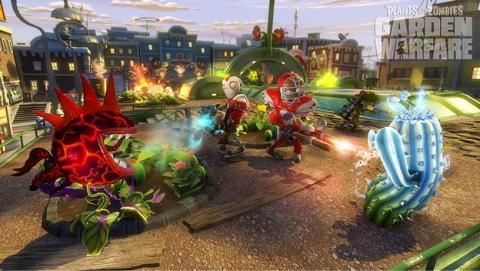 Juega gratis a Plants vs. Zombies Garden Warfare en Origin.
