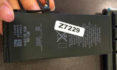 iPhone 6L con batería extra grande