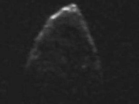 Meteorito colisionará con la Tierra en 2880