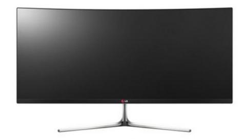 LG 34UC97 pantalla curva